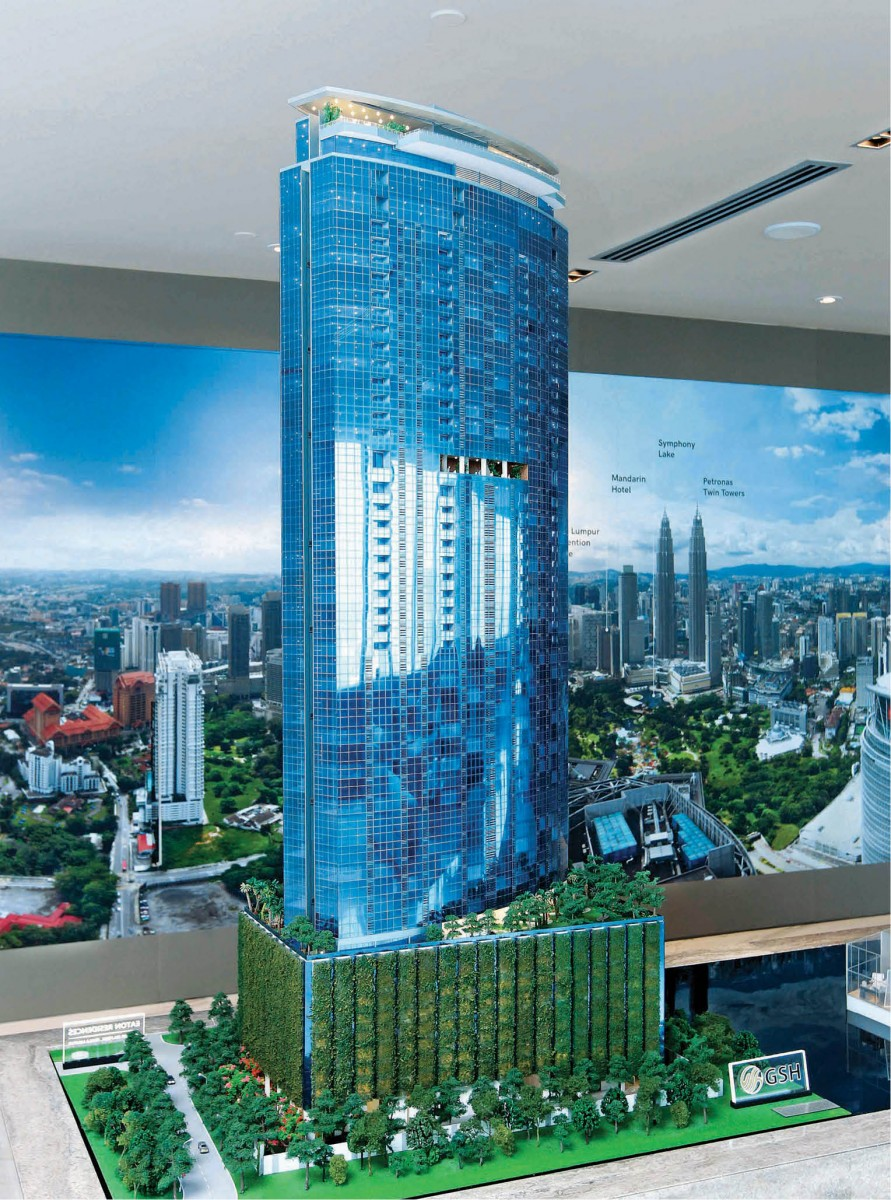 Eaton Residences to defy market forces