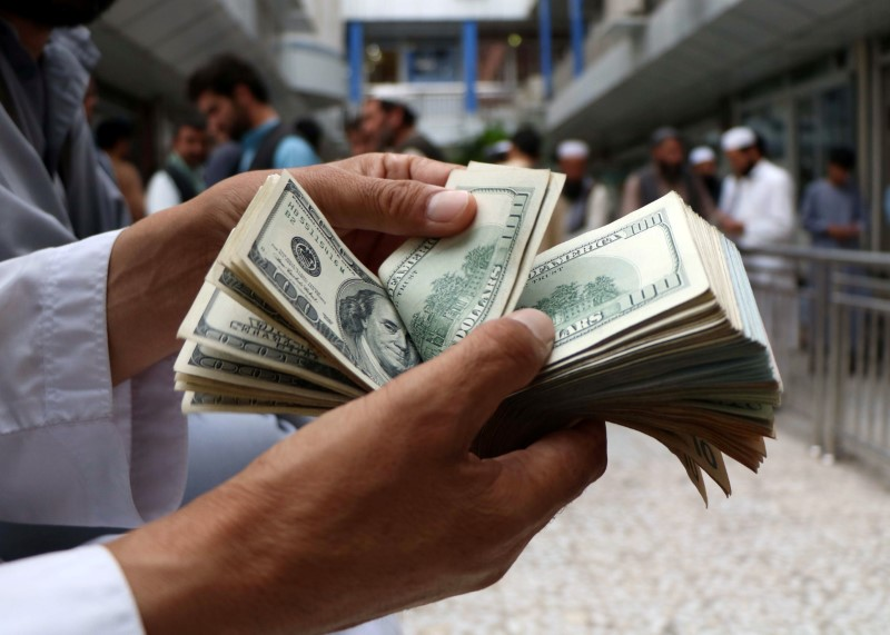 Dollar Up on Back of Increasing U.S.-China Tensions Over HK National Security Laws
