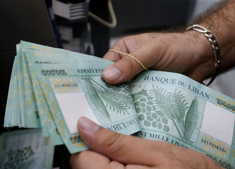Lebanese banks raise USD withdrawal rate to 3,850 pounds/dollar